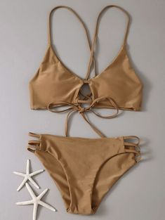 SHARE & Get it FREE | Strappy Bikini SetFor Fashion Lovers only:80,000+ Items • New Arrivals Daily Join Zaful: Get YOUR $50 NOW!