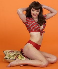 .Notorious Bettie Page