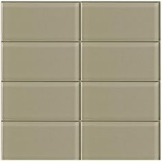 A Simple grey would be perfect as well:)  Glass subway tile 3x6 Driftwood gray tile perfect for any tile backsplash ideas