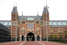 Rijksmuseum https://www.bicycling.com/news/advocacy/the-worlds-coolest-bike-infrastructure/slide/6