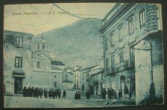 Piazza Carlo Viceconti (1919)