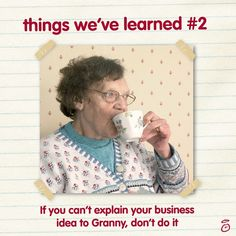 Top tips for anyone starting their own business - #2 keep it simple
