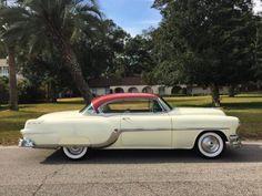1954 Pontiac Starchief 2 Door Hardtop