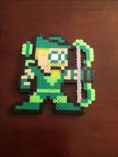 Green Arrow  From justice league