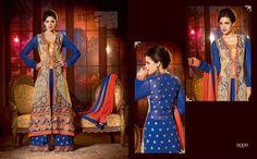 New Indian Bollywood Designer Anarkali Salwar Kameez Fancy Salwar Georgette #Unbranded #IndianSalwarSuit