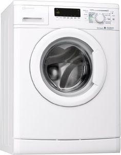 Bauknecht WA PLUS 634 Waschmaschine Frontlader / A+++ / 2+2 Jahre Herstellergarantie / 1400 UpM / 6 kg / Weiß / Startzeitvorwahl…