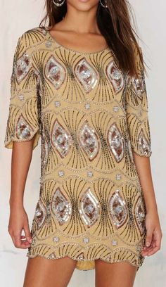 Raga Sarah Beaded Dress