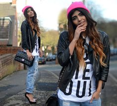 You, me, oui BY KAVITA D., 21 YEAR OLD BLOGGER AT HTTP://WWW.SHEWEARSFASHION.COM FROM ENGLAND, UK, UNITED KINGDOM