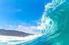 La Jolla Shores perfect wave