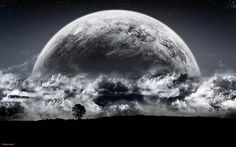 moon wallpapers on pc desktop