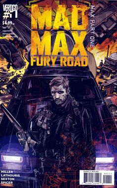 Fast and Furiosa: Comic Artists Take On 'Mad Max: Fury Road' — Mad Max Tommy Lee Edwards Mad Max Fury Road, Comic Books For Sale, Comic Books Art, Science Fiction, The Road Warriors, Non Plus Ultra, Movies And Series, Tommy Lee, Image Comics
