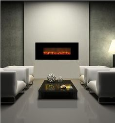 Buy Modern Flames Electric Fireplace Online The Modern Fireplace – TheModernFireplace Home Fireplace, Modern Fireplace, Living Room With Fireplace, Fireplace Design, Fireplace Garden, Limestone Fireplace, Contemporary Fireplaces, Craftsman Fireplace, Tall Fireplace