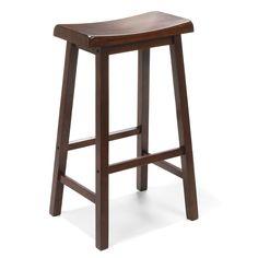 Tabouret haut de bar Marron - Django - Les tabourets hauts - Chaises et tabourets - Consoles, tables et chaises - Décoration d'intérieur - Alinéa