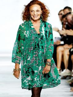 DVF career advice: 7 amazing pieces of advice from Diane von Furstenberg! via @WhoWhatWear