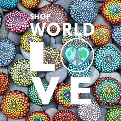Browse unique items from ShopWorldLove on Etsy, a global marketplace of handmade, vintage and creative goods.