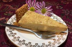 A South African classic: No-bake fridge milk tart recipe Melktert Recipe, Other Recipes, Great Recipes, Tart Recipes, Cooking Recipes, No Bake Desserts, Dessert Recipes, Banana Split Dessert, Milk Tart