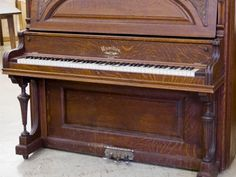 #pianolearningsoftware Old Piano