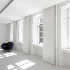 """septemberedit: """"My favourite apartment in Copenhagen @dinesen (her: Copenhagen…"""
