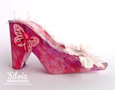Silvia Scrap: Blog Hop: En tus Zapatos
