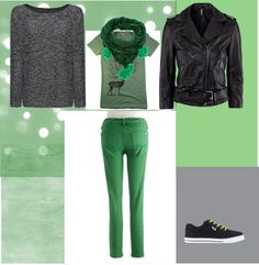 A fashion look from November 2012 featuring round neck sweater, vintage style t shirts and rider jacket. Browse and shop related looks. Riders Jacket, Vintage Fashion, Fashion Looks, Polyvore, Sweaters, T Shirt, Jackets, Shopping, Style