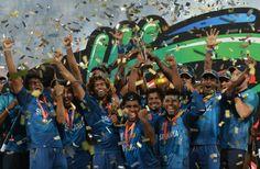 Wow...Very Happy moment...Sri Lanka Win T20 Cricket Worldcup...I Love Sri Lanka....