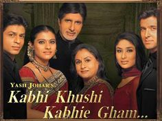 K3G, best movie ever. The first indian movie I ever watched. xxxx