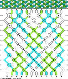 12 strings 12 rows 3 colors