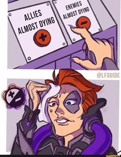 Happens to me all the time In overwatch.
