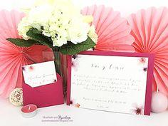 Invitación Flor de Cerezo