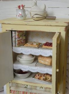 Pie Cupboard...