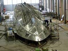 aluminium boats production