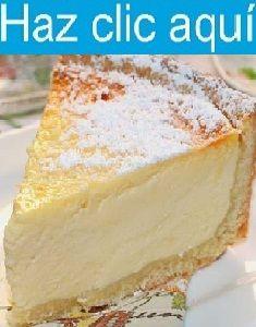 ¡Esa es la mejor torta que va a comer en la vida!! ¡Y aún muy fácil de hacer! | Receitas Soberanas Cheesecake Cake, Profiteroles, Pastry Cake, Vanilla Cake, Cupcake Cakes, Pudding, Pie, Sweets, Vegan