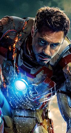 Iron Man/ Tony Stark