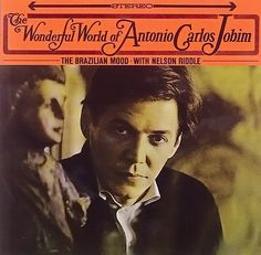 antonio carlos jobim - wonderful world of /// listen to it on http://radioactive.myl2mr.com /// plattenkreisel - circular record shelf, dj booth, atomic cafe, panatomic, records, rod skunk, vinyl, raregroove, crate digging, crate digger, record collection, record collector, record nerd, record store, turntable, vinyl collector, vinyl collection, vinyl community, vinyl junkie, vinyl addict, vinyl freak, vinyl record, cover art, label scan