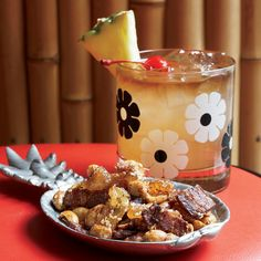 Mai Tai // Cocktail Party Recipes: http://www.foodandwine.com/slideshows/cocktail-party/1 #foodandwine