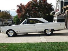 1966 Plymouth Satellite factory 426 Hemi