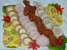 Food Platters, Winter Food, Sushi, Appetizers, Meals, Cooking, Ethnic Recipes, Party, Kitchen