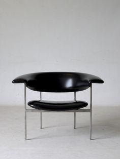 Rudolf Wolf 'Gamma' chair/s. 1960s