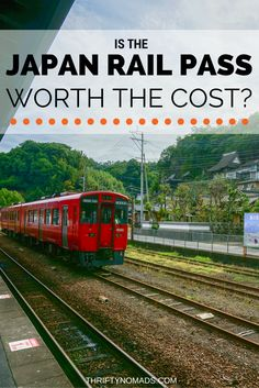 The Japan Rail (JR) pass is a popular means to explore Japan. But with its consecutive timeframe of use and hefty price tag, is the JR pass worth the money?