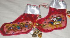 Kathy's Quilting Corner: Christmas decorations
