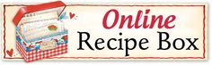 Yummy and easy recipes!  http://www1.gooseberrypatch.com/gooseberry/recipe.nsf/f.onlinerecipebox