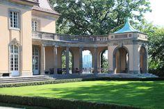 StadtLandLebenslust: Verborgene Gärten in Berlin: Die Borsig-Villa Reih...