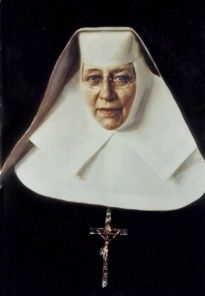 St. Katharine Drexel A missionary who dedicated her life and fortune to aid Native Americans and African Americans, Saint Katharine Drexel is only the second recognized  American-born saint.