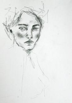 Original Zeichnung   Original Bleistift und von GalerieMiniMal
