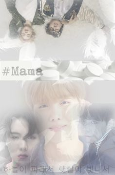 #Mama // BTS // JHope