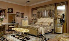 Classic Bedroom E1600 | Victorian Furniture