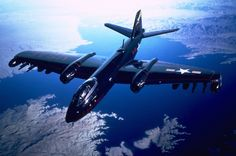 B-57 Canberra | ... • View topic - F7Fs, Canberras, Skywarriors, misc types