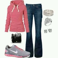 25 Great Sporty Outfit Ideas