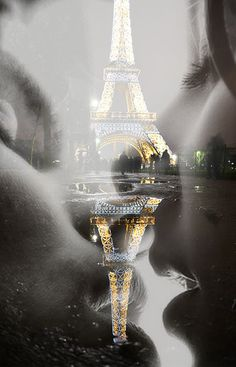 Je T'aime Paris- French Kiss♔LadyLuxury♔