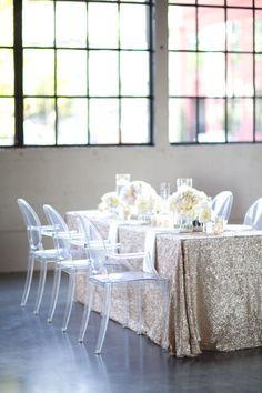 Silla Louis Ghost 4 - Banquete boda